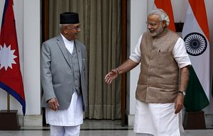 A Turnaround in India-Nepal Relations