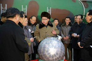 North Korea Threatens Nuclear Warhead, Ballistic Missile Testing