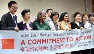 Why China Is So Interested in Gender Equality