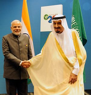 India and the Evolving Geopolitics of the Middle East