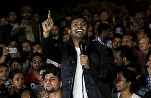Interview: Kanhaiya Kumar on India's Challenges Under Narendra Modi