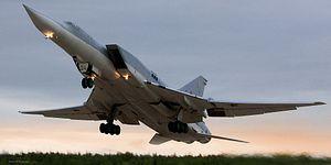 Nuclear-Capable Tu-22M3 Strategic Bomber Crashes in Russia, Killing 3 Crew Members