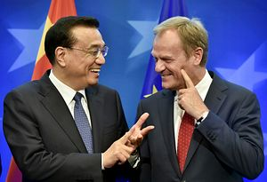 China-EU Relations: Crisis and Opportunity