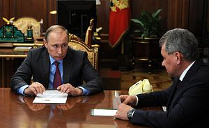 Why Putin Is Withdrawing (Some) Troops From Syria