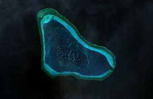 South China Sea: Coming Chinese Land Reclamation at Scarborough Shoal?