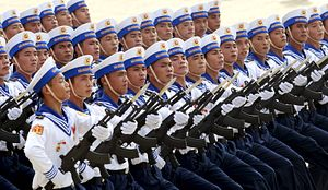 Vietnam's Quest for a Greenwater Navy