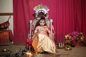 Nepal's Mortal Goddesses