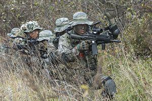 South Korea Unveils New Elite Unit of Marines