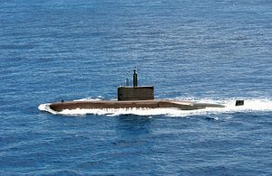 South Korea's Navy Receives Upgraded Chang Bogo I-Class Diesel-Electric Attack Submarine