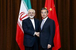 Iran, China and the Silk Road Train