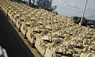 Deterring China: US Army to Stockpile Equipment in Cambodia and Vietnam