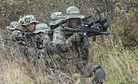 South Korea Unveils New Elite Unit of Marines
