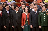 Vietnam's 12th Party Congress