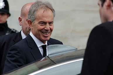 Details of Tony Blair's Dealings With Kazakhstan Leaked