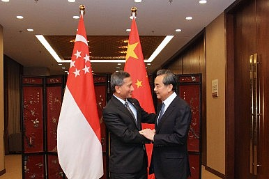 Can Singapore Smooth China-ASEAN Relations?