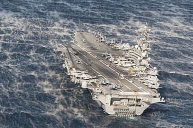 Yes, the Aircraft Carrier Is Still Viable