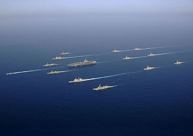 US Carrier Strike Group Arrives in South China Sea to Deter China