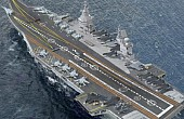 Russia Offers India Nuclear-Powered Supercarrier