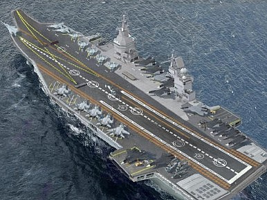 Will India Buy Russia's New Supercarrier?
