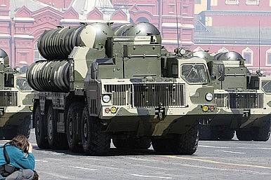 Iran Confirms Delivery of First Russian S-300 Air Defense System