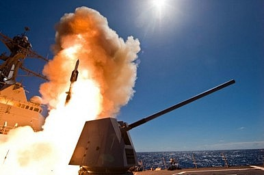 Revealed: Anti-Aircraft Missile Sinks US Navy Ship in Test