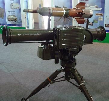 HJ-8 (photo by Kizil Sungur, public domain)