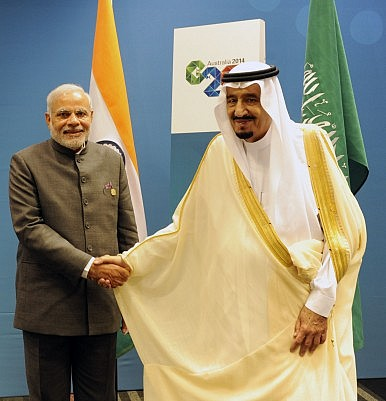 A New Direction for India-Saudi Arabia Ties