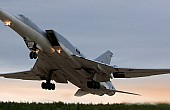 Nuclear-Capable Tu-22M3 Strategic Bomber Crashes in Russia, Killing 3 Crew Members