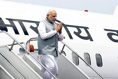 Think West: Modi's Visit to Saudi Arabia