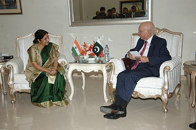 Foreign Ministers of India and Pakistan Set to Meet at SAARC Ministerial