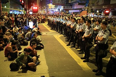 Hong Kong And Taiwan: The Future of Chinese Democracy