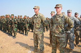 US, Cambodian Armies Launch Military Exercise