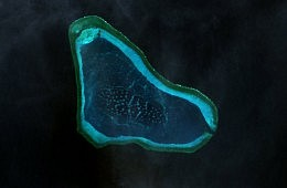 South China Sea: Is China Considering Construction Work at Scarborough Shoal Again?