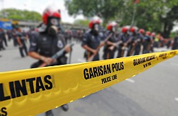 Indonesia Adds 4 Uyghur Militants to Most-Wanted List