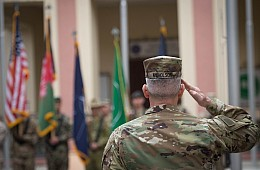 Top US Commander Visits Kunduz, Apologizes for October Hospital Attack