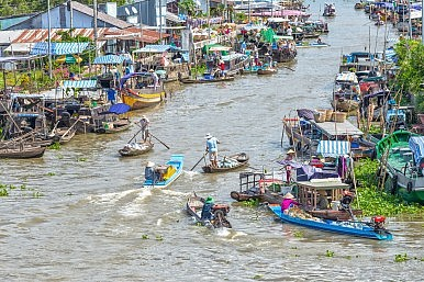 China and the Mekong Delta: Water Savior or Water Tyrant?