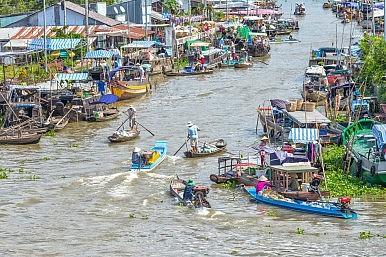 China and the Mekong Delta: Water Savior or Water Tyrant?