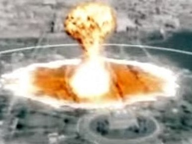 North Korea Propaganda Video Shows Nuclear Strike on Washington DC