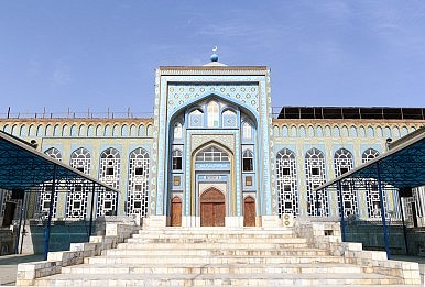 Tajikistan to Install Surveillance Cameras on Dushanbe Mosques