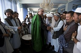 The Sparring Strongmen of Northern Afghanistan