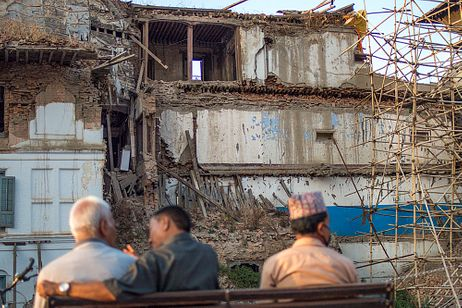 Visions of Nepal: One Year After the Quake