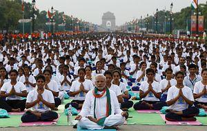 The Politics Of Yoga