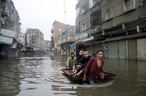 Pakistan's Ticking Time Bomb: Climate Change