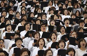 Christianity and Korea