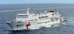 China's Military Health Diplomacy