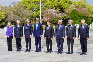 China Protests as G7 Ministers Express Concern Regarding East, South China Seas