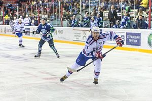 Russian Hockey Comes to China
