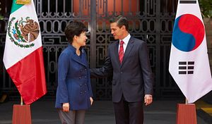 South Korea's All-Out Economic Diplomacy in Mexico