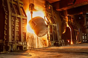 China's Steel Glut Still a Problem