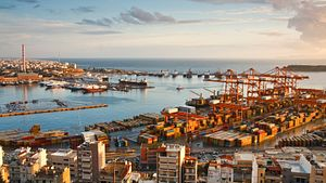 How a Greek Port Became a Chinese 'Dragon Head'